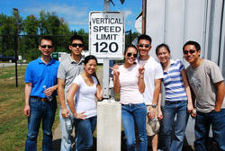 Highlight for Album: Skydiving - Speed limit 120